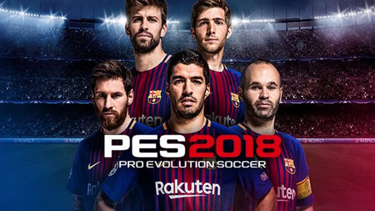 Pro Evolution Soccer 2018 аккаунт Steam + Почта + Бонус