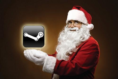 Новогодний ключ стим / 300 разных игр