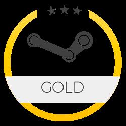 Случайный (random) ключ Steam (ЗОЛОТО) - Испытай удачу