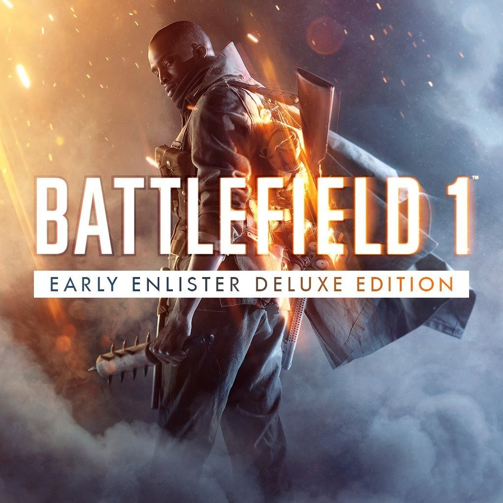 Battlefield 1 Deluxe Edition [Origin + ГАРАНТИЯ]