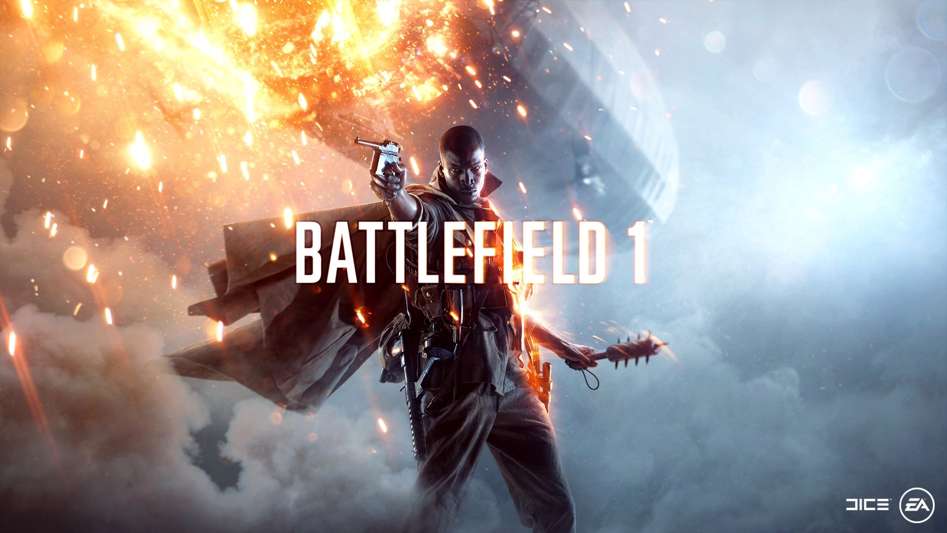 Battlefield 1 Deluxe Edition RUS/ENG [ГАРАНТИЯ]