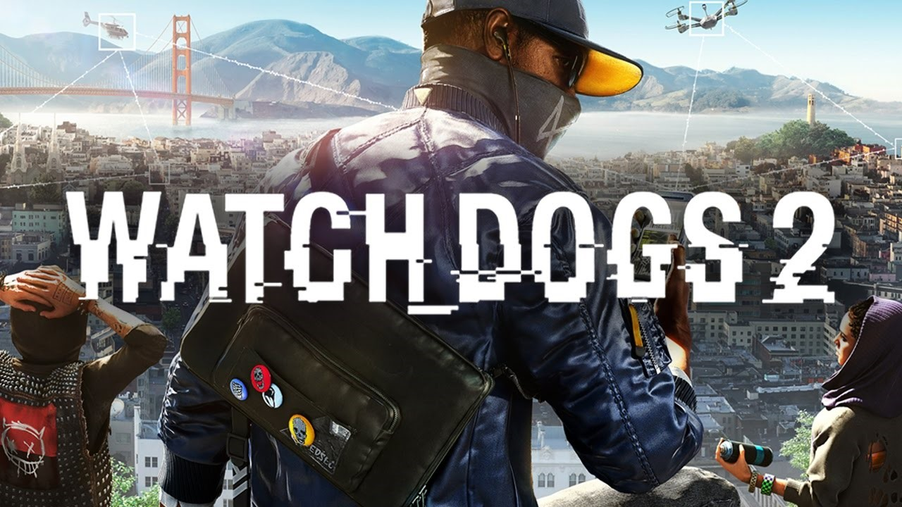 Watch Dogs 2 + Почта + Бонус + Скидка