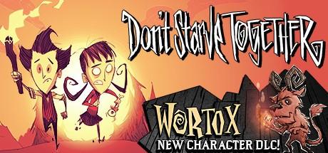 Don't Starve Together Steam аккаунт + подарок