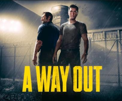 A Way Out + 2 БОНУСА ORIGIN 🔷🔷🔷