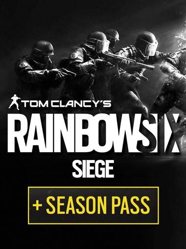 Tom Clancy´s Rainbow Six Siege SEASON PASS | ГАРАНТИЯ