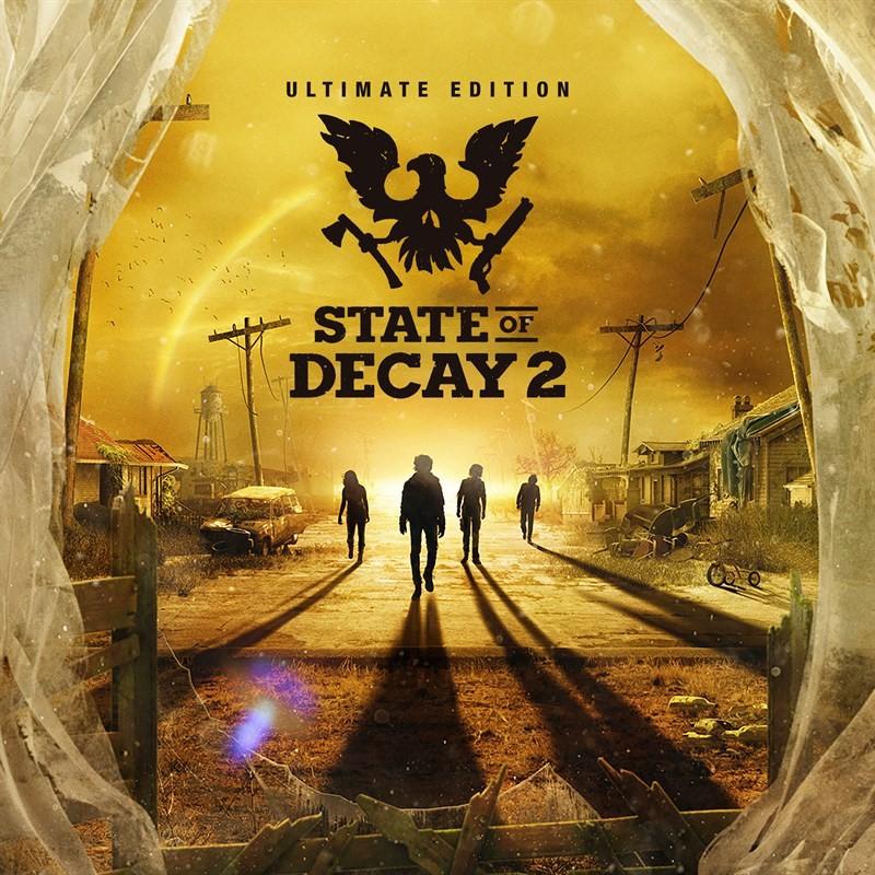 State of Decay 2 +Daybreak DLC +Сетевая (Самоактивация)