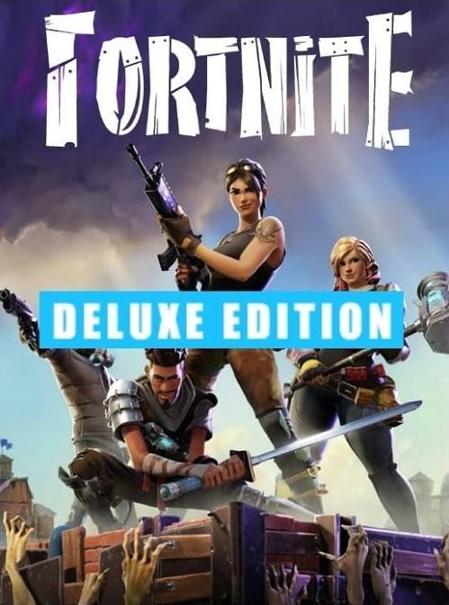 Fortnite || + Deluxe Edition || + Гарантия