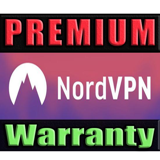 NordVPN | PREMIUM до 2022-2032 ✅ ГАРАНТИЯ (Nord VPN) 🔥