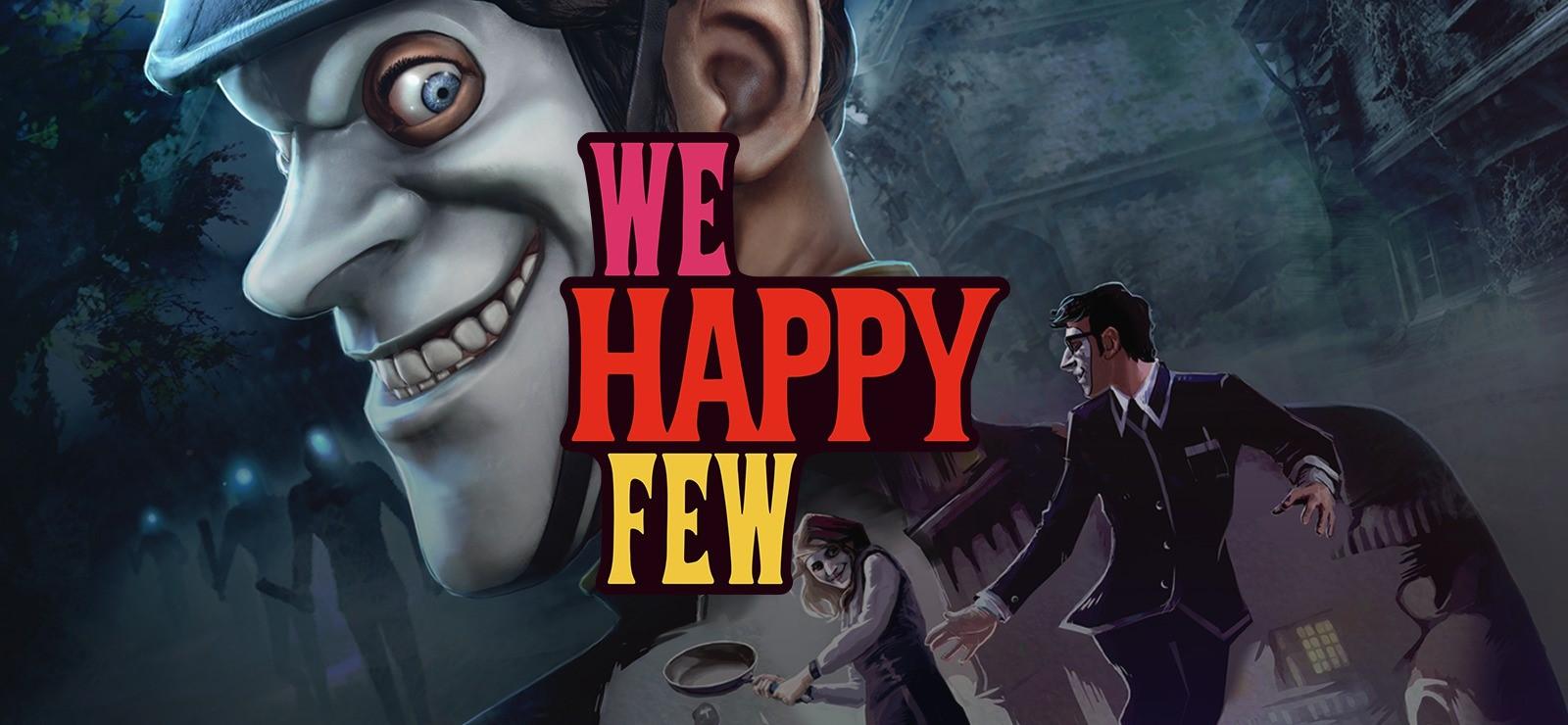 We Happy Few (Steam Gift,RU)