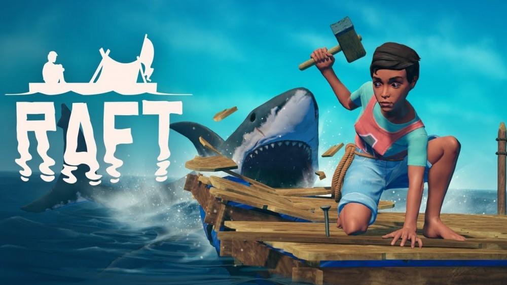 Raft (Steam Gift,RU)