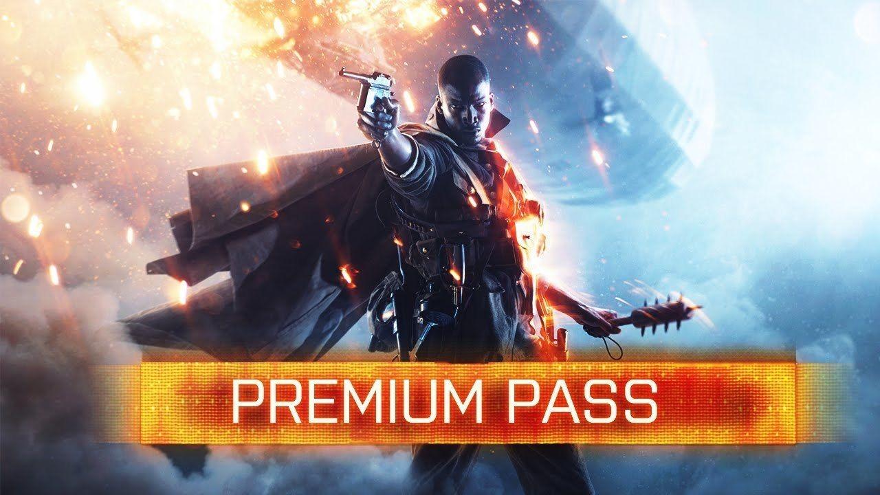 Battlefield 1 ™ Premium Pass [Пожизненная Гарантия]
