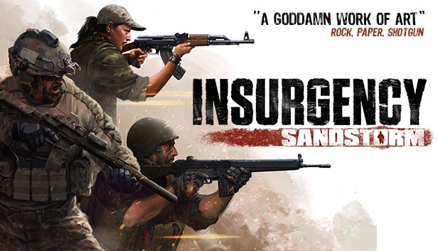 Insurgency: Sandstorm ( Steam Gift | RU )
