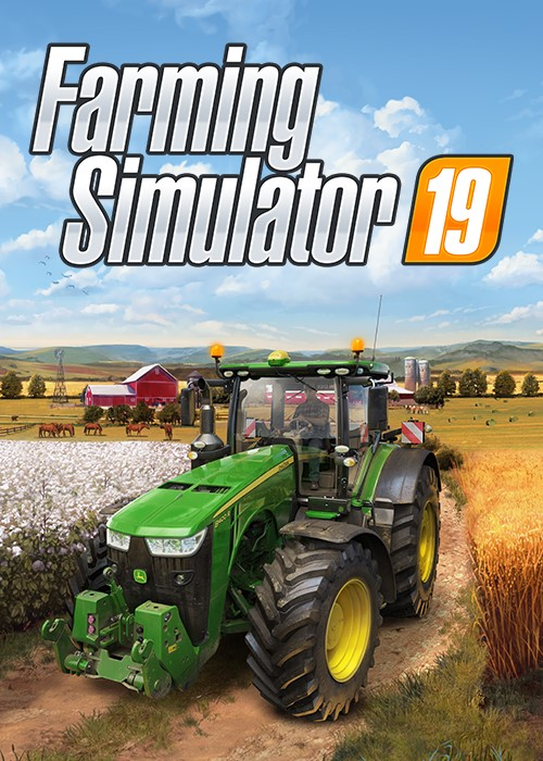 Farming Simulator 19 (Steam Gift Россия) + ПОДАРОК