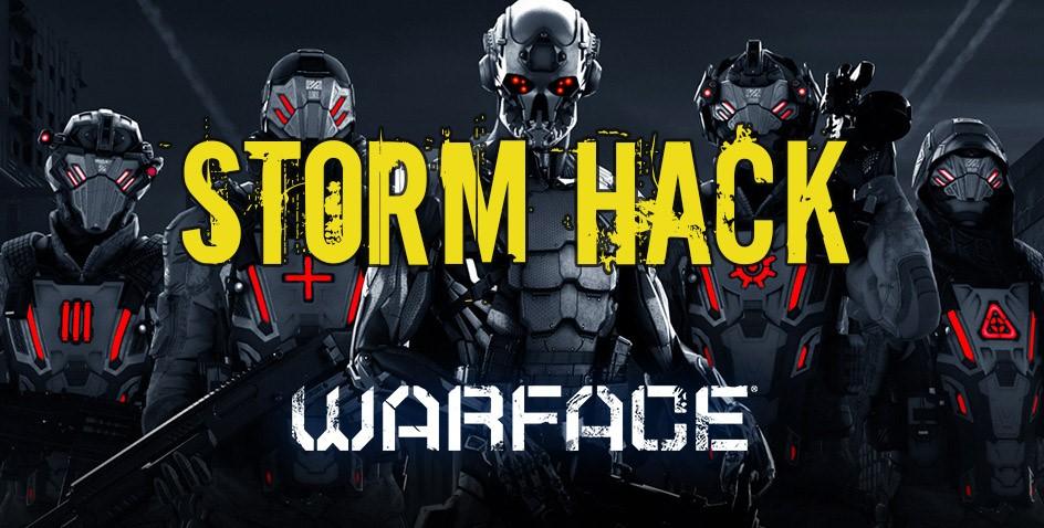 Storm Hack для WF | Windows x64 | 7 Дней