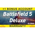 Battlefield V Deluxe   Гарантия 5 лет   + Подарок BF1
