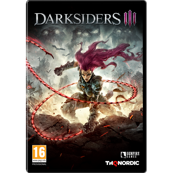 Darksiders III 3 Standard /Delux (Steam Россия)
