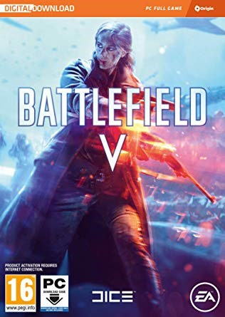 Battlefield V (NVIDIA ORIGIN КЛЮЧ WORLDWIDE /MULTILANG)