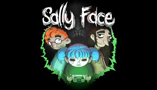 Sally Face Season Pass EPISODES 2 3 4 5 (Steam Gift|RU)