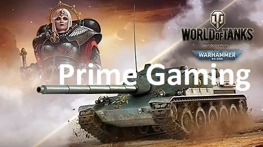 Twitch Prime Gaming WOT: Fresh Look