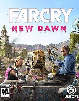 Far Cry New Dawn [Uplay] RU/MULTI + ПОЖИЗНЕНАЯ ГАРАНТИЯ