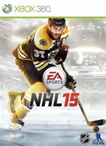 NHL 15 русская версия для Xbox 360
