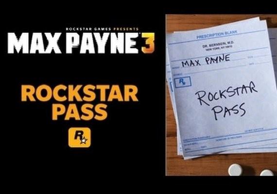 Max Payne 3 - Rockstar Pass DDL