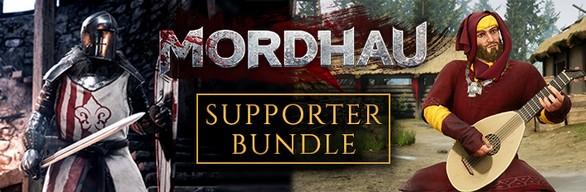 MORDHAU Supporter Bundle (Steam Gift,RU)