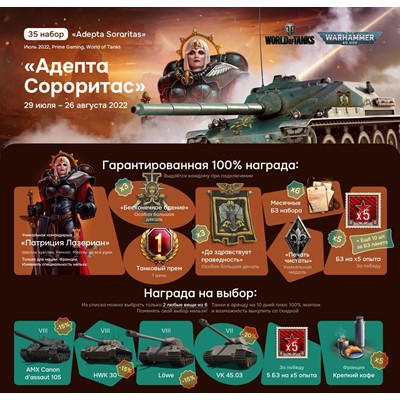 World of Tanks пакет СТАРЛАЙТ  (Без King Tiger)