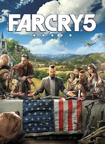 Far Cry 5  (Uplay)[Пожизенная гарантия] + подарок