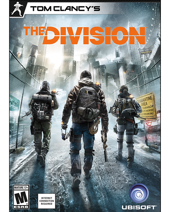 Tom Clancy´s The Division [РУССКИЙ]
