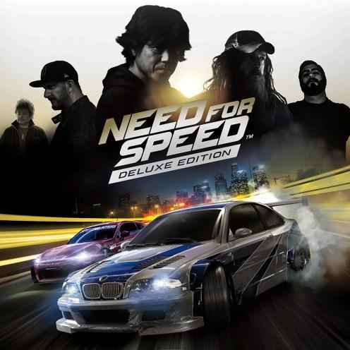 Купить Need for Speed Payback