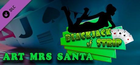 Blackjack of Strip ART Mrs Santa (Steam key) DLC