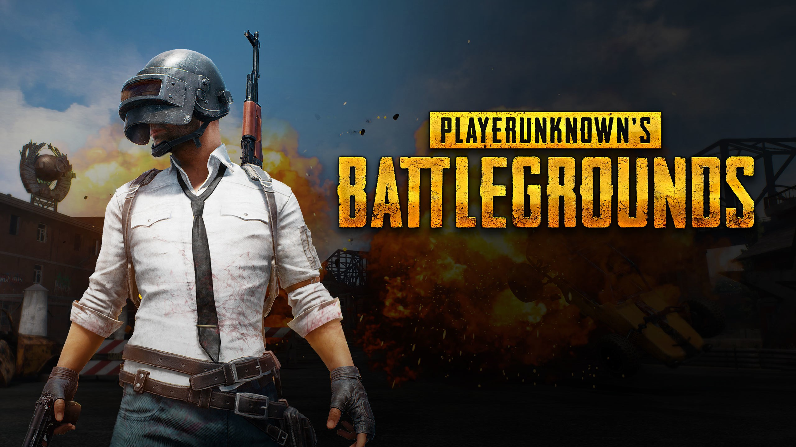 Ключ с игрой PlayerUnknowns Battlegrounds РФ