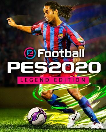 Купить eFootball PES 2020 LEGEND Официальный Ключ Steam