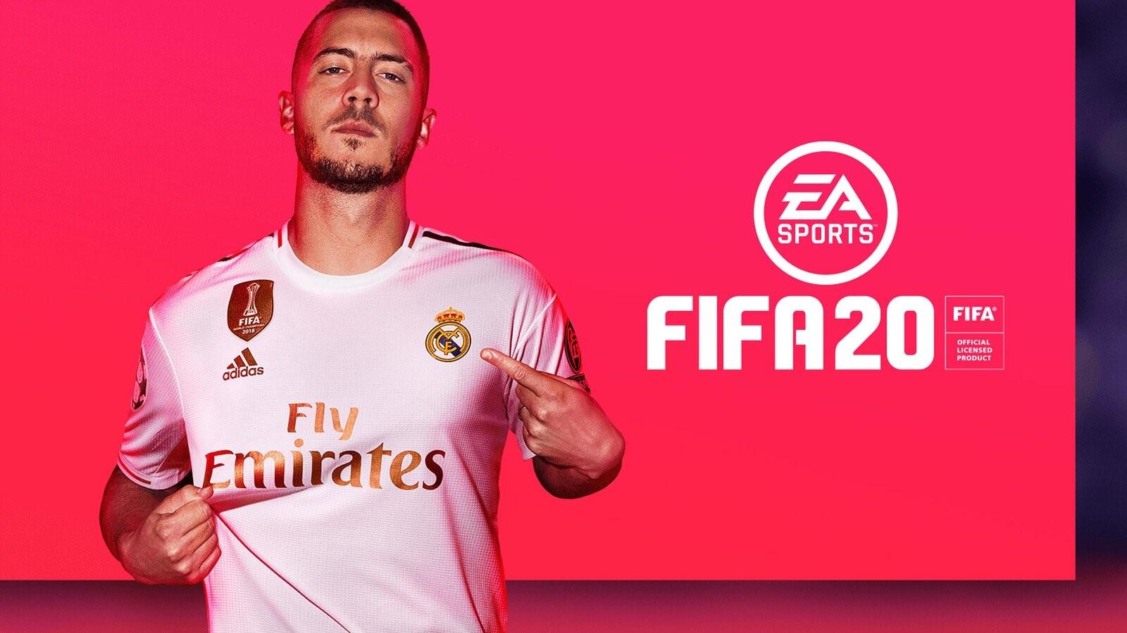 Купить FIFA 20 (КЛЮЧ ORIGIN/REGION FREE)