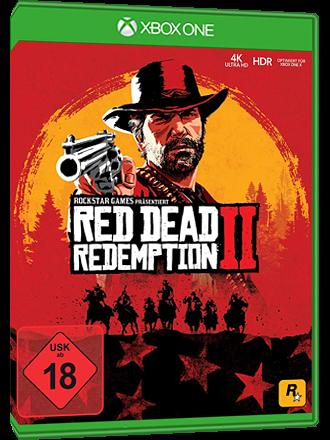 Купить Red Dead Redemption 2  XBOX ONE ключ