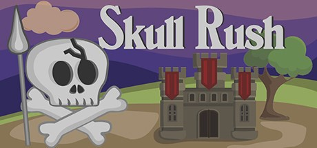 Skull Rush (Steam key/Region free)