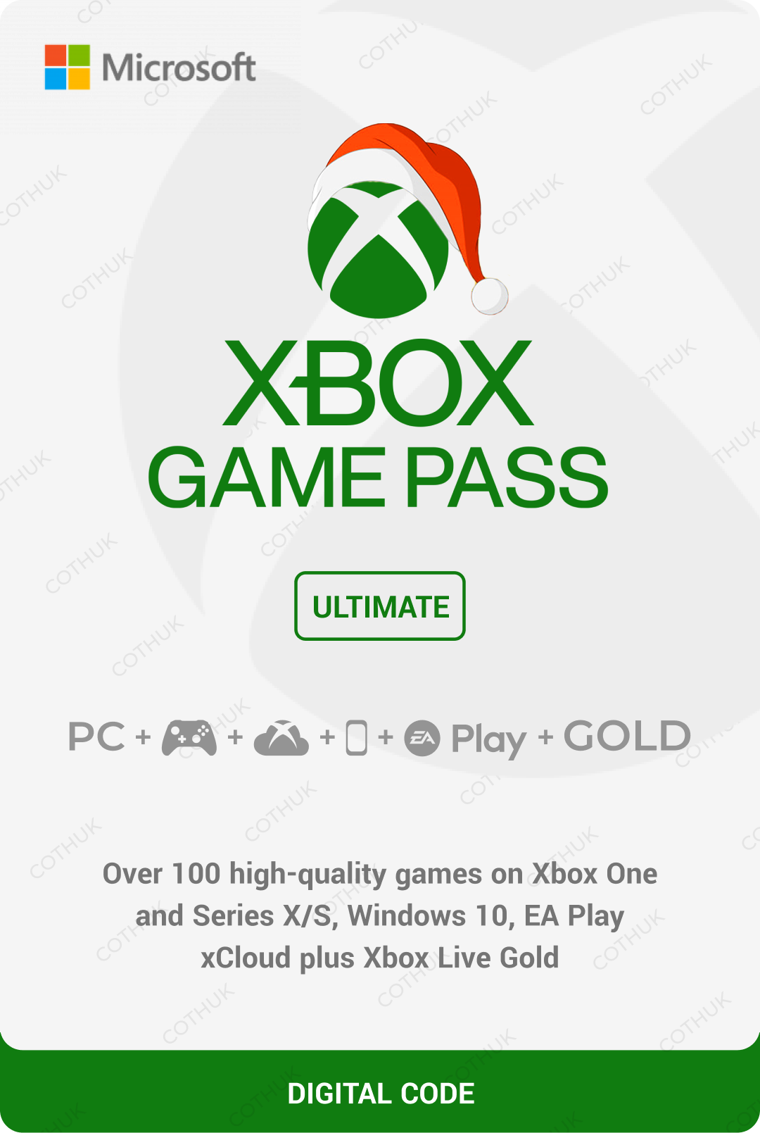 XBOX GAME PASS ULTIMATE на 14 дней+ EA Play + 1 Месяц