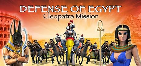 Defense of Egypt: Cleopatra Mission (Steam/Region free)