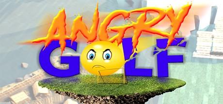 Angry Golf (Steam key/Region free)