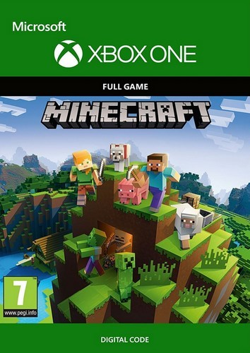 Купить MINECRAFT XBOX ONE (Region free) + СКИДКИ