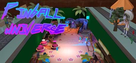 Pinball universe (Steam key/Region free)