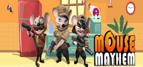 Mouse Mayhem Shooting & Racing (Steam key/Region free)
