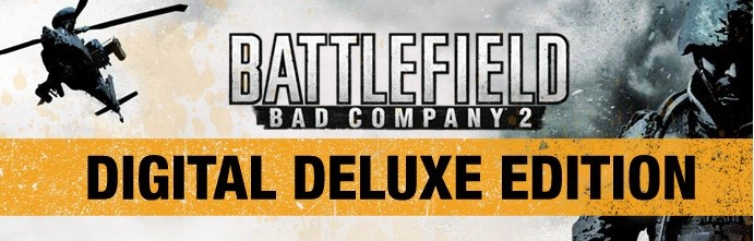 Battlefield: Bad Company 2 Digital Deluxe Edition