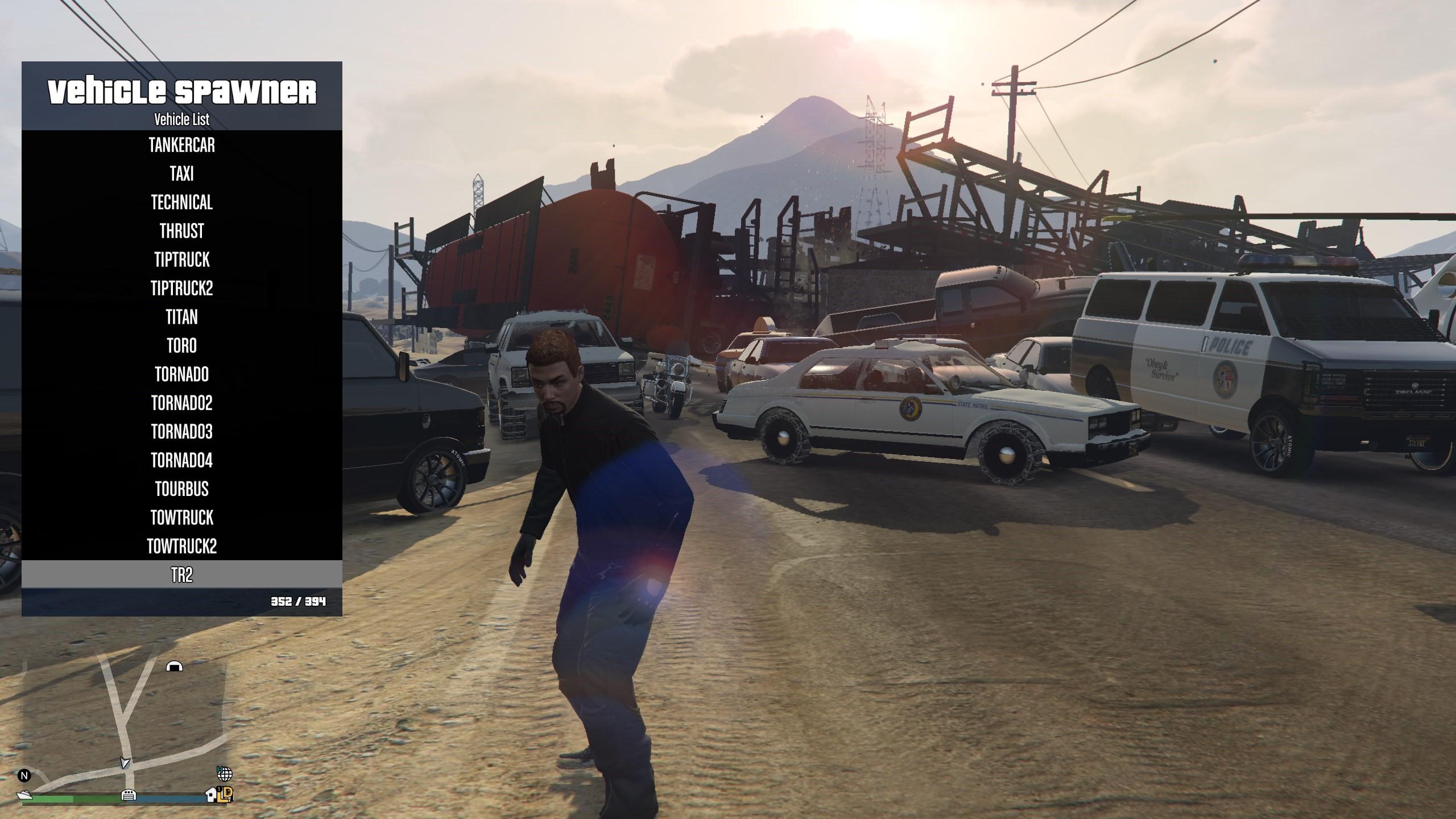 Приватные скрипты Grand Theft Auto V [30 дней]