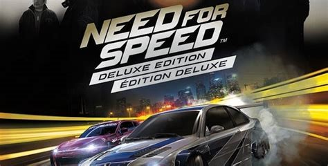 Need for Speed 2016 Deluxe Edition