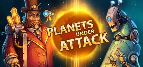 Planets Under Attack [STEAM KEY/REGION FREE] 🔥