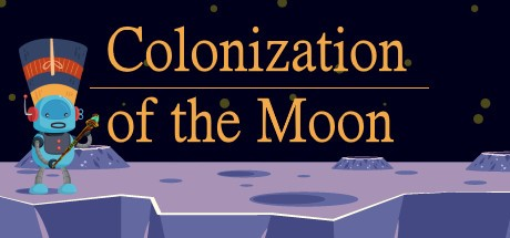 Colonization of the Moon (Steam key/Region free)