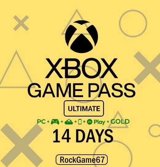 Купить Xbox Game Pass Ultimate 14 Gold+Pass+EA✅Xbox(one,360)💳