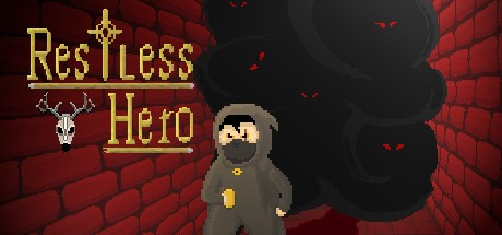 Restless Hero (Steam key/Region free)